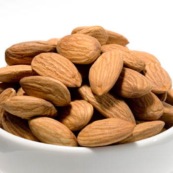 Natural Raw Almonds-(Unroasted) 8oz, , large