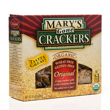 Mary's Gone Crackers Original Seed Crackers - 6.5oz
