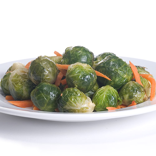 Roasted Brussel Sprouts by Zabar's - 1-lb, , large