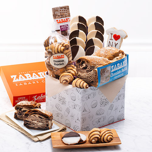 New York Goodies Box (Kosher)  large  sc 1 st  Zabars : gift baskets nyc - princetonregatta.org
