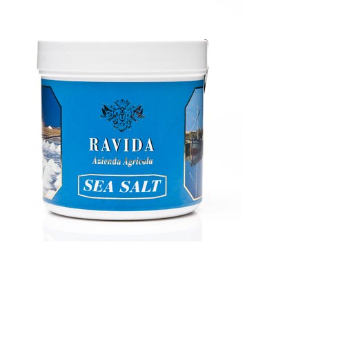 Ravida Sicilian Sea Salt - 7.1oz
