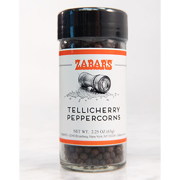 Zabar's Spices - Tellicherry Peppercorns - 2.25 oz  (Kosher), , large