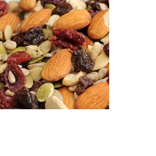 Zabar's Cranberry Nut Mix 8-oz, , large