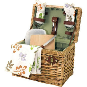 Picnic Time Botanica Picnic Basket #215-19, , large