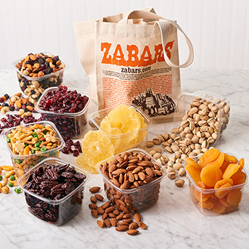 Zabar's Fruit & Nut Tote, , large