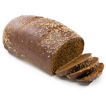 Zabar's Classic Dark Russian Pumpernickel - 1-lb