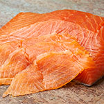 Zabar's Handsliced Double Smoked Nova Salmon