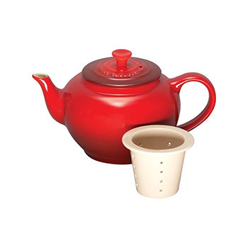 Le Creuset Small Teapot with Infuser - 22oz, , large