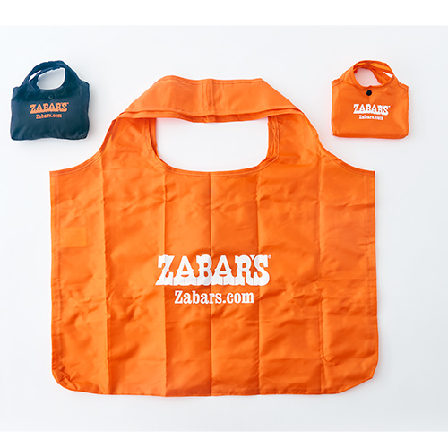 Zabar's Meori Reusable Grocery Bag, , large