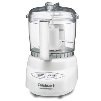Cuisinart Mini-Prep Plus Food Processor - DLC-2A - White, , large