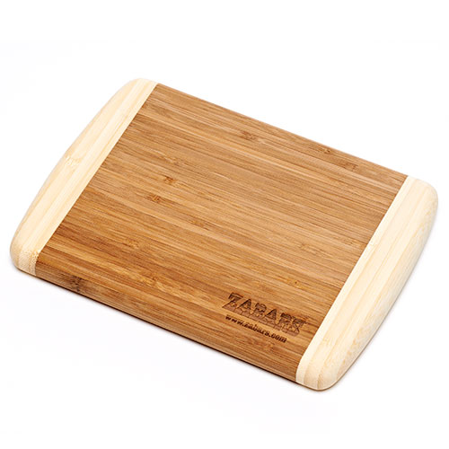 Zabar's Bamboo Bar Cutting Board - #20-2010, , large