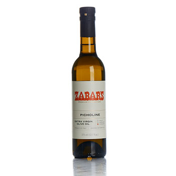 Zabar's Premium Collection Picholine Extra Virgin Olive Oil 12.7 fl. oz., , large