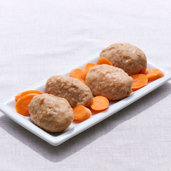 Traditional Gefilte Fish (4 pcs), , large