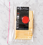 Sliced Muenster (Kosher) by Natural & Kosher