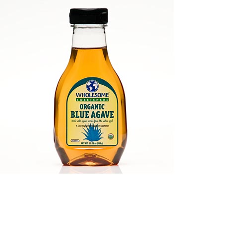 Wholesome Sweeteners Organic Blue Agave - 11.75oz, , large