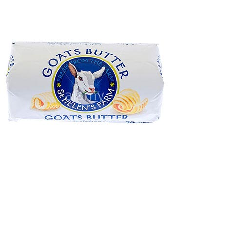 St. Helen's Farm Goat's Butter - Salted  250g, , large