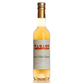 Zabar's Premium Collection Barrel Aged Apple Cider Vinegar 12.7 fl. oz., , large