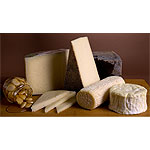 The Lap Of Luxury Cheese Collection
