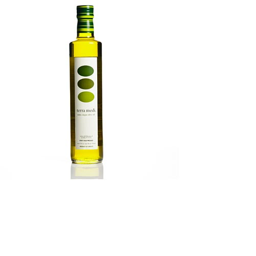 Terra Medi Extra Virgin Olive Oil 17 FL.OZ., , large