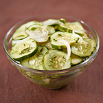 Zabar's Cucumber Salad - 15oz