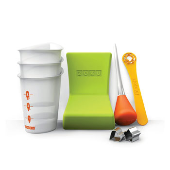 Zoku Quick Pop Maker Tools