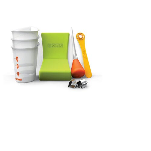 Zoku Quick Pop Maker Tools, , large