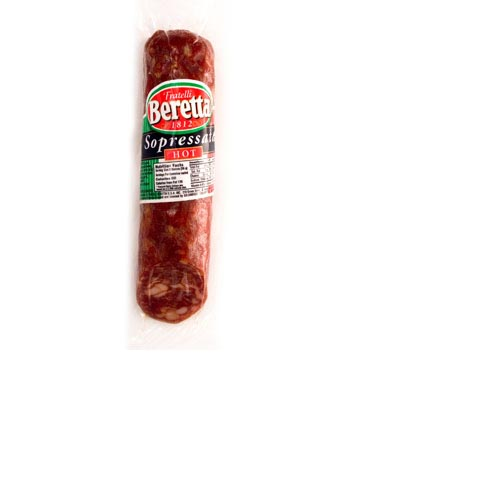 Beretta Hot Sopressata Salami - 9oz, , large