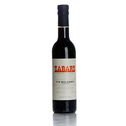 Zabar's Premium Collection Fig Balsamic Vinegar 12.7 fl. oz., , large