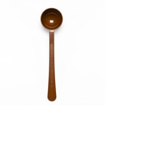 Zabar's Plastic Brown Coffee Scoop #232, , large