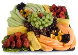 Zabars Fruit Palette