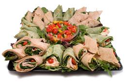 Zabars Wrap Sandwiches