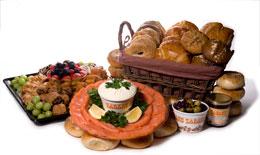Zabars New York Breakfast