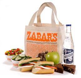 Zabars Sandwich Picnic