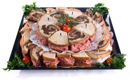 Zabars Classic Sandwiches