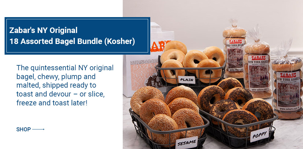 Zabar's Chocolate Rugelach Box Sale