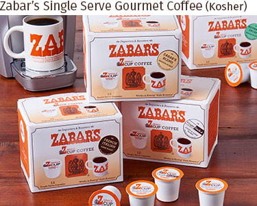 Single Serve Coffee