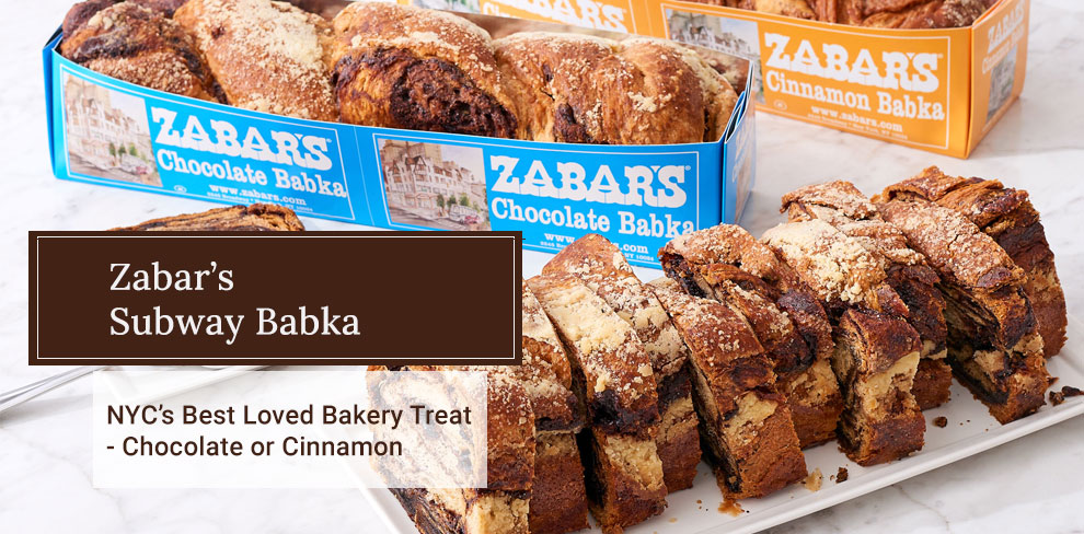Order Zabar's I New York Box Today