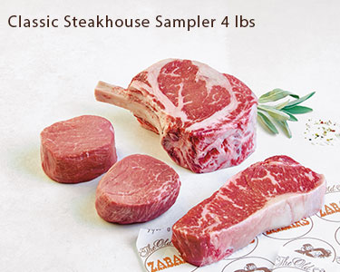 Classic Steakhouse Sampler