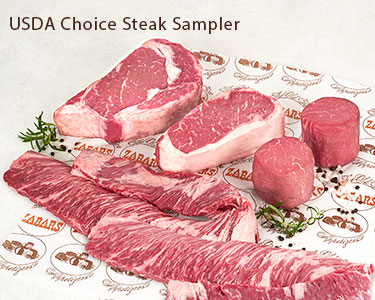 USDA Choice Steak Sampler