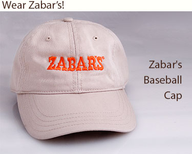 Zabar's Wearables
