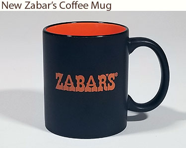 Zabar's New Coffee Mug