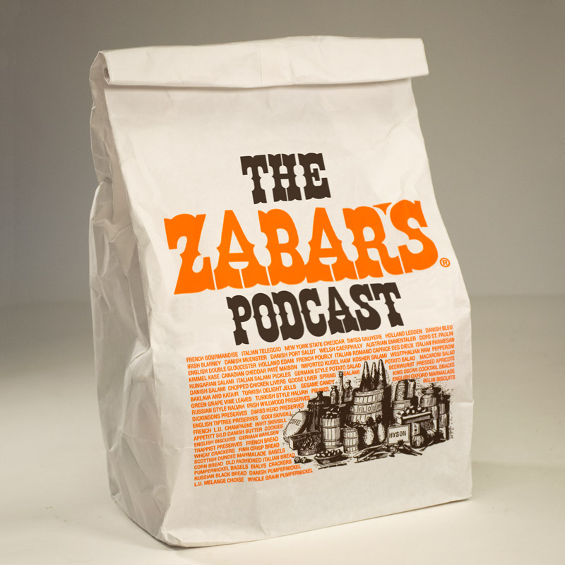 Zabars Podcast